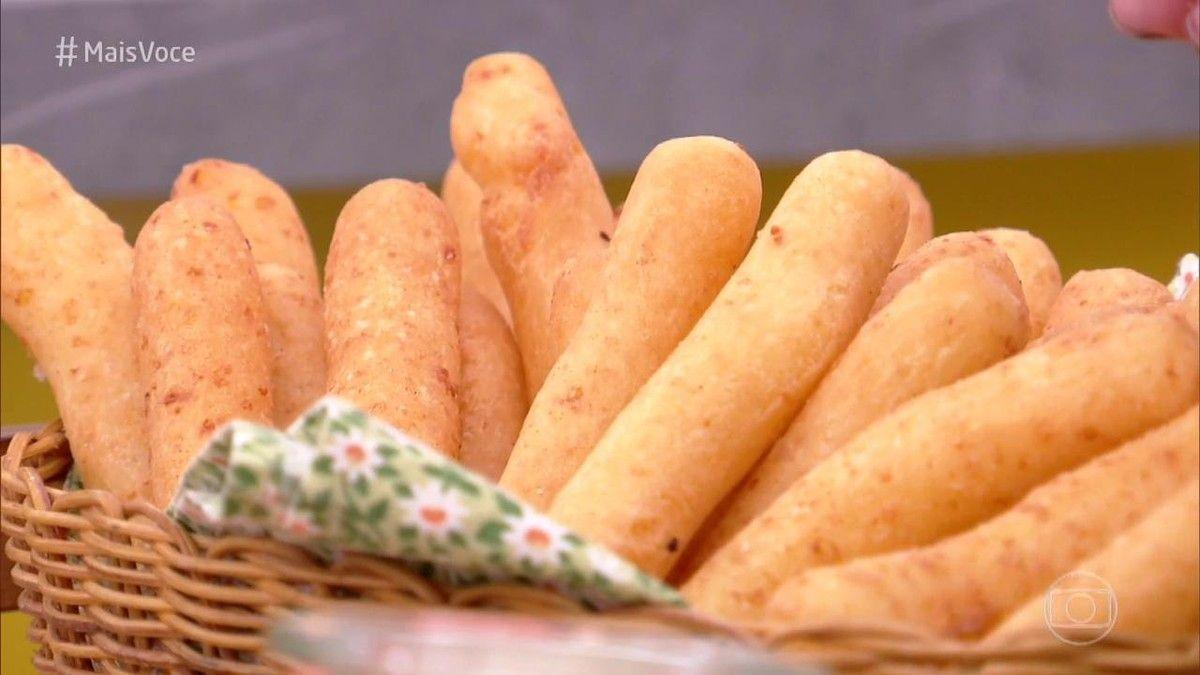 Biscoito Goiano Frito De Polvilho Receita Receitas Doces E