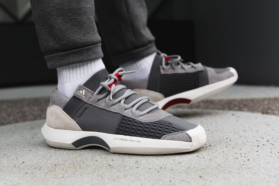 detailed look 2b8e2 cd279 adidas Consortium Introduces the Crazy 1 ADV AD