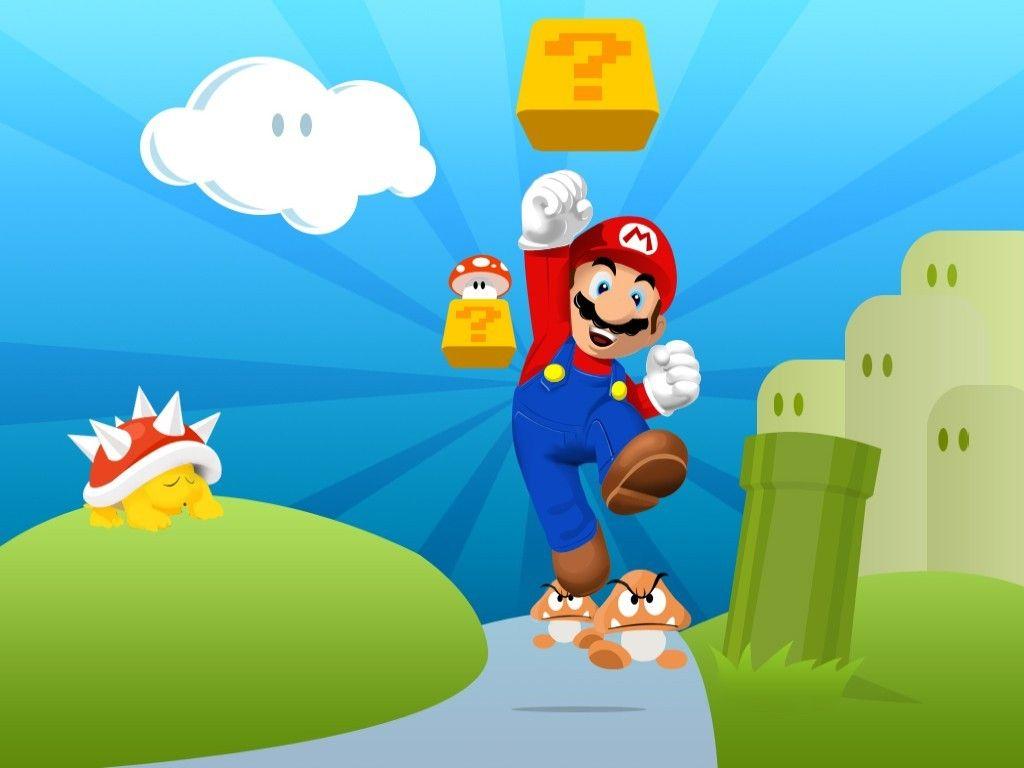 Mario brilla