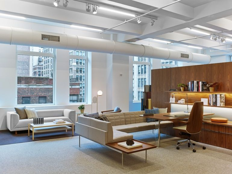 herman miller office design. Herman Miller Fashions A Towering Presence In New York City\u0027s Flatiron District. Office DesignsOffice Design