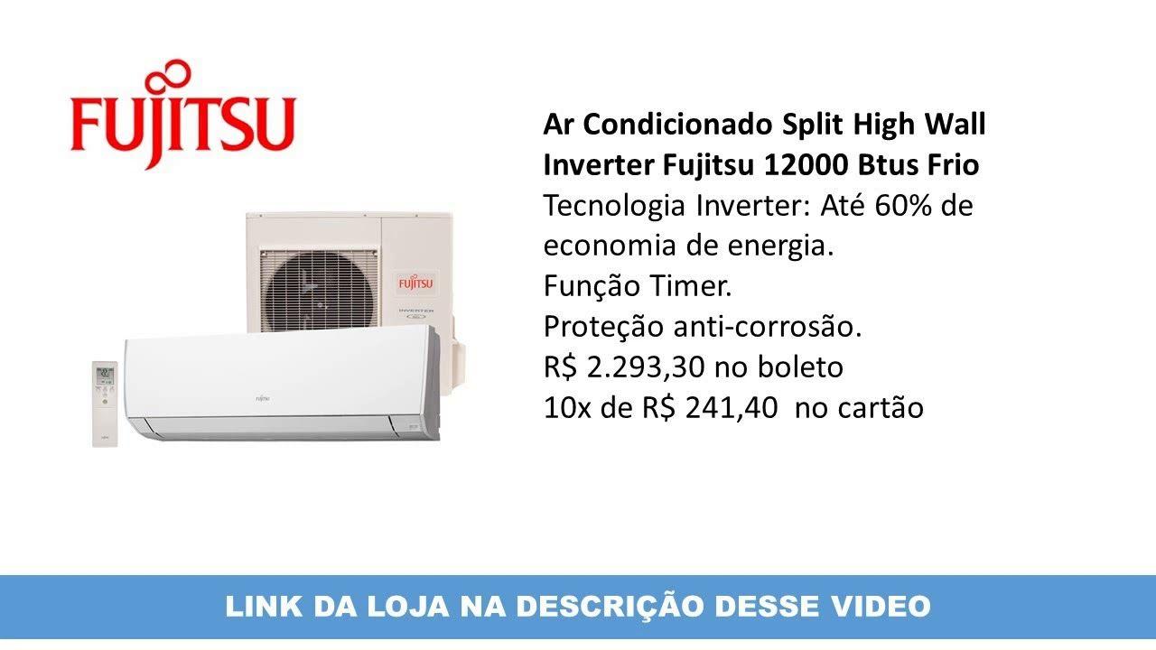 Ar Condicionado Split Inverter 18000 Btus Menor Preco Em 2020 Com