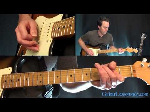 Tie Your Mother Down Guitar Lesson Queen Chords Youtube