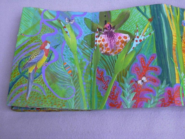 inga hunter. In a Caribbean Garden - Page Detail 2