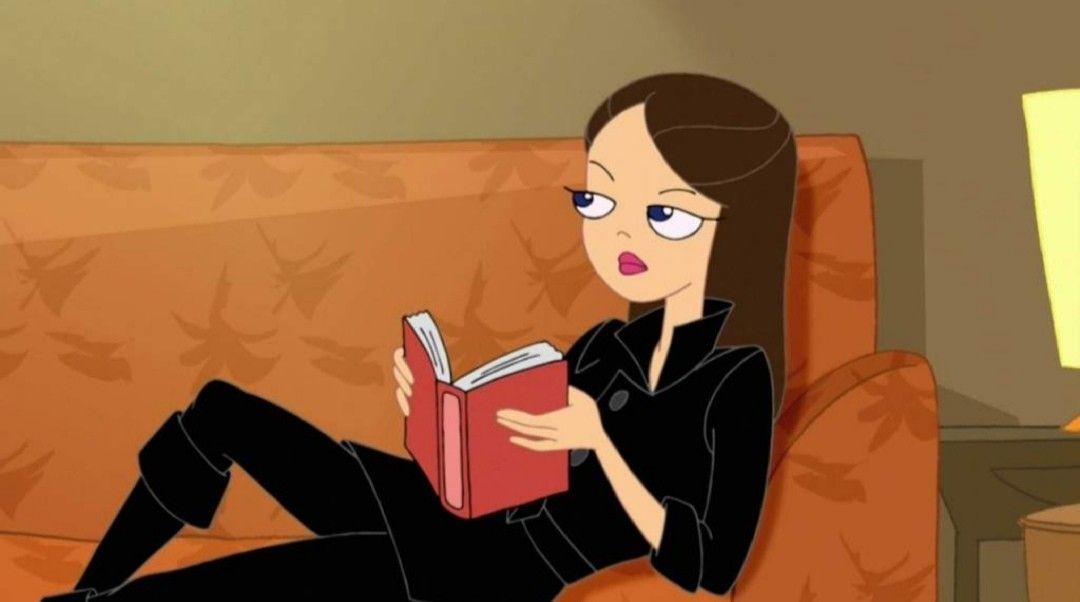 Vanessa Doofenshmirtz (mit Bildern)   Phineas und ferb