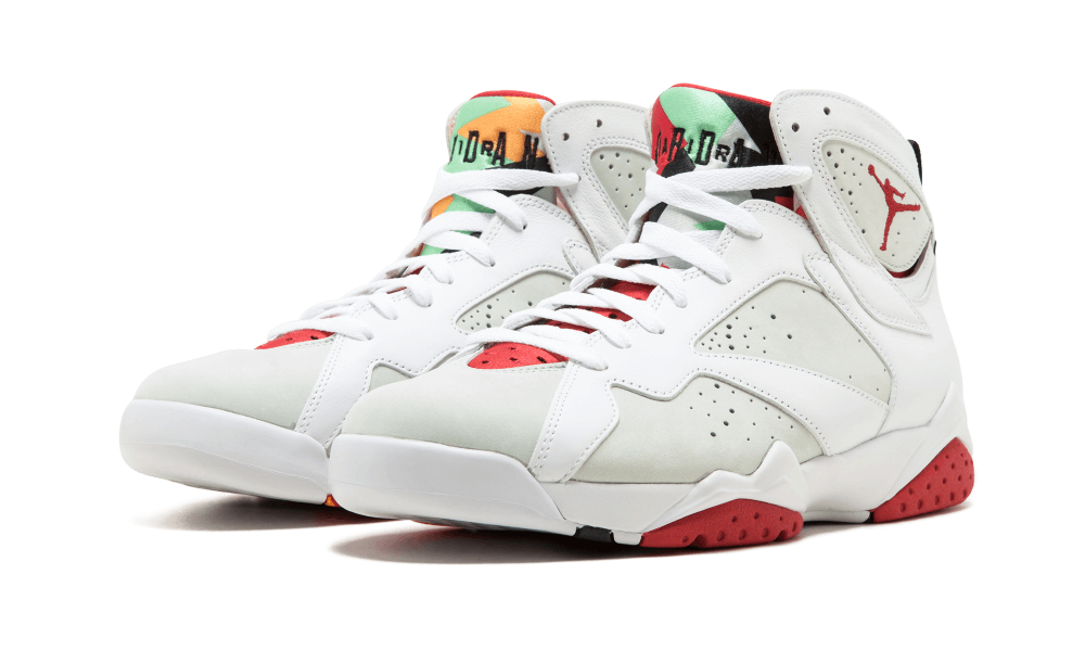 basket nike air jordan 7 retro rose