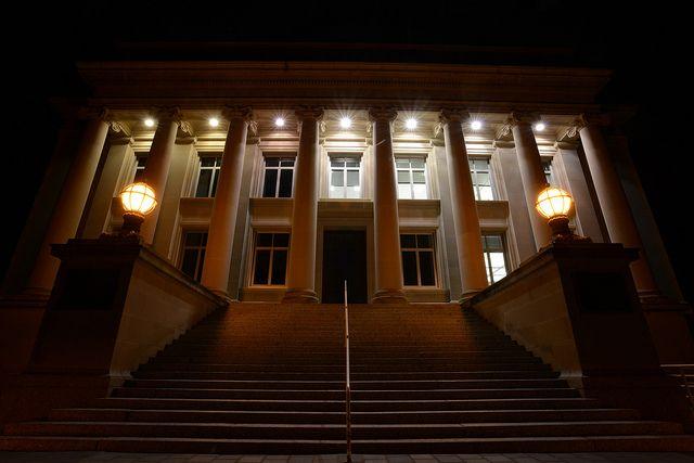Liberty Memorial Building Bismarck