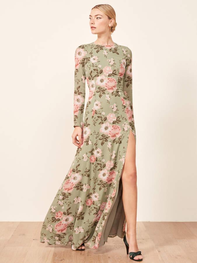 c68ed5edbb Reformation Carmel Dress