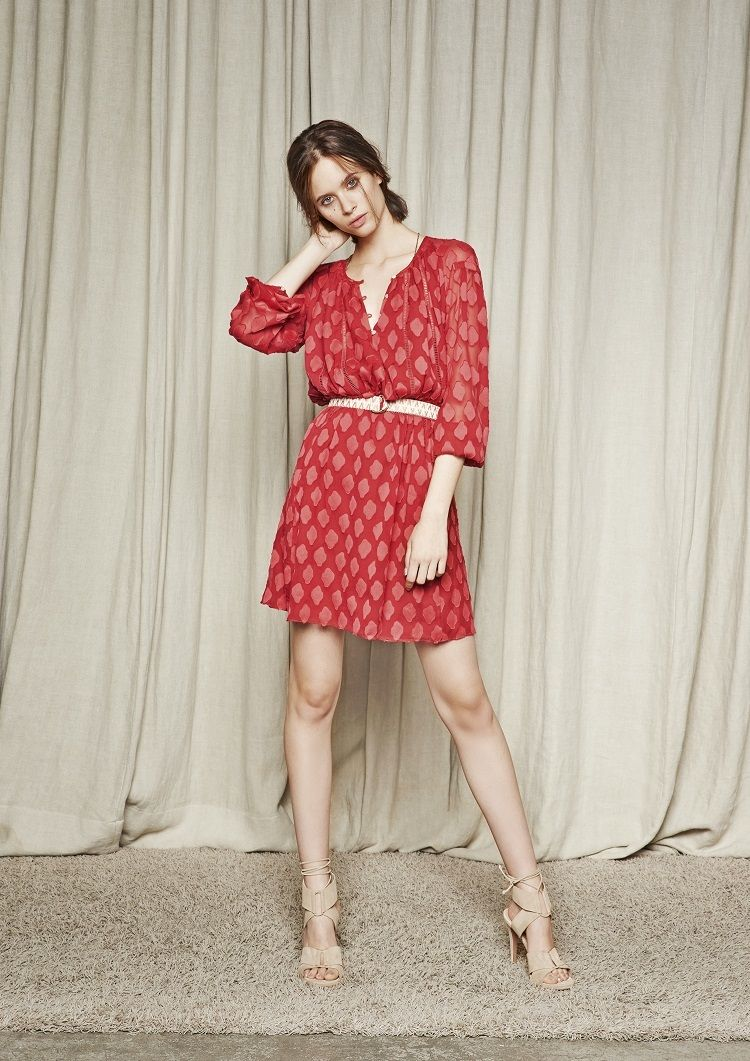 Buy Intropia hoss spring summer pre-collection pictures trends