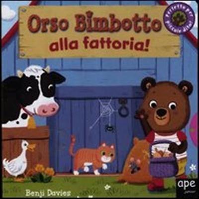 *8861885373* Orso Bimbotto Alla Fattoria! | Davies, Benji Ape Junior
