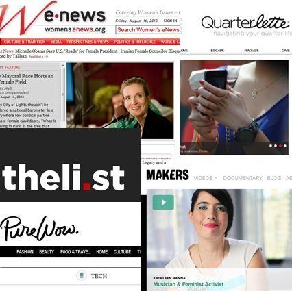 Womens advice websites