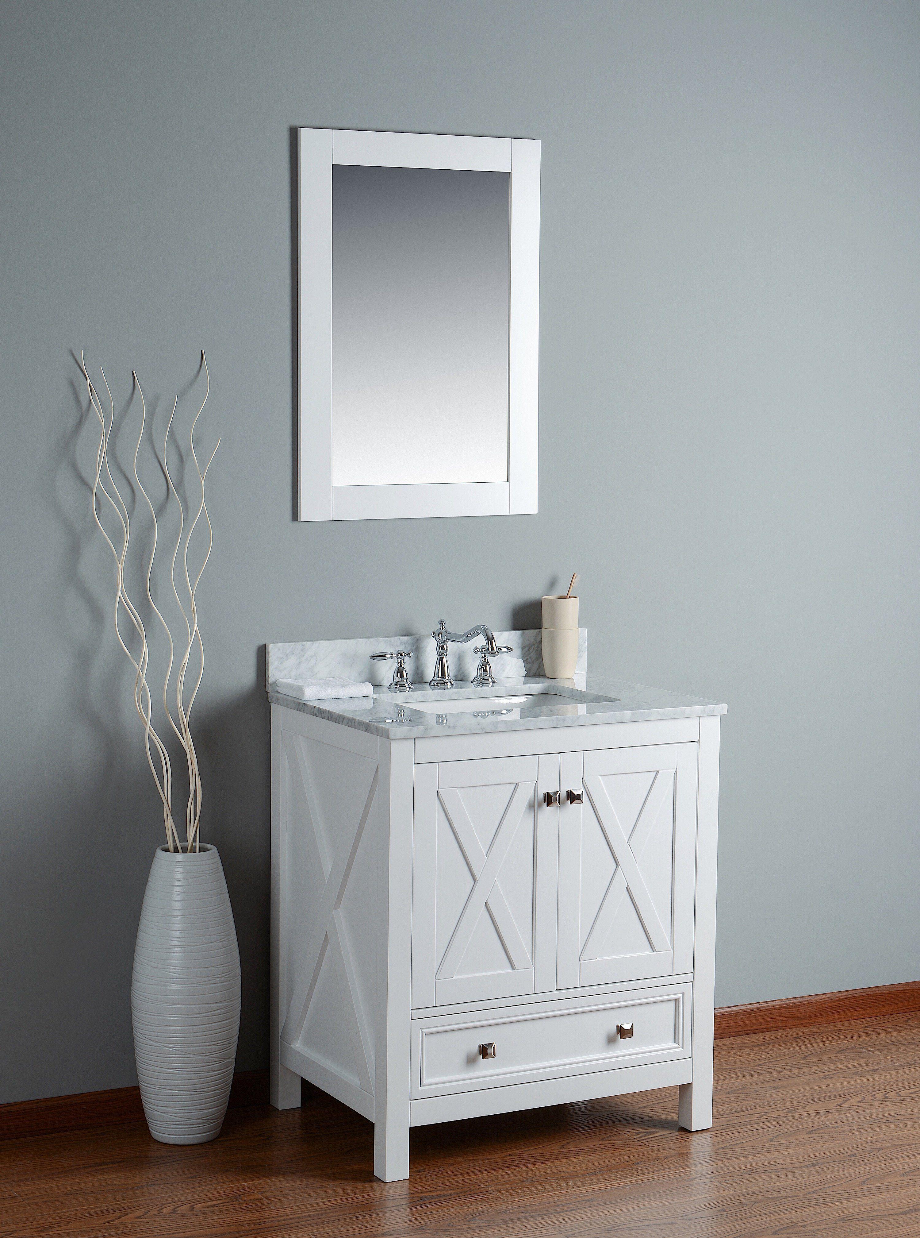30 Rubeza Brooklyn Bathroom Vanity Combo Set