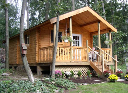 Cabin Kits | Log Cabins – Build Or Buy It'S An Affordable Housing