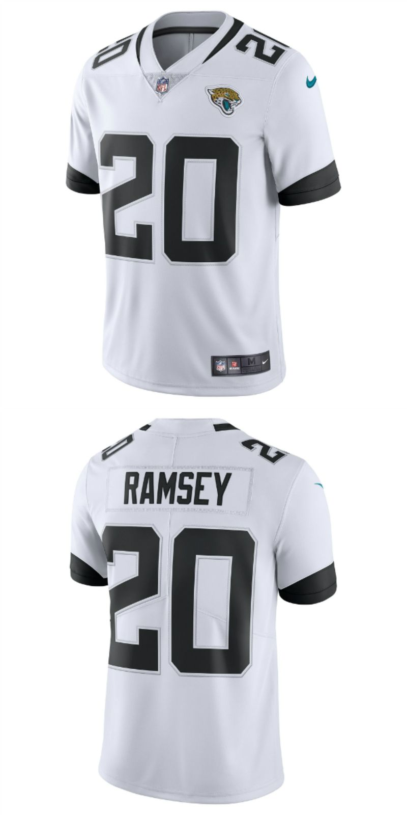 best service 89b92 89ac9 UP TO 70% OFF. Jalen Ramsey Jacksonville Jaguars Nike New ...