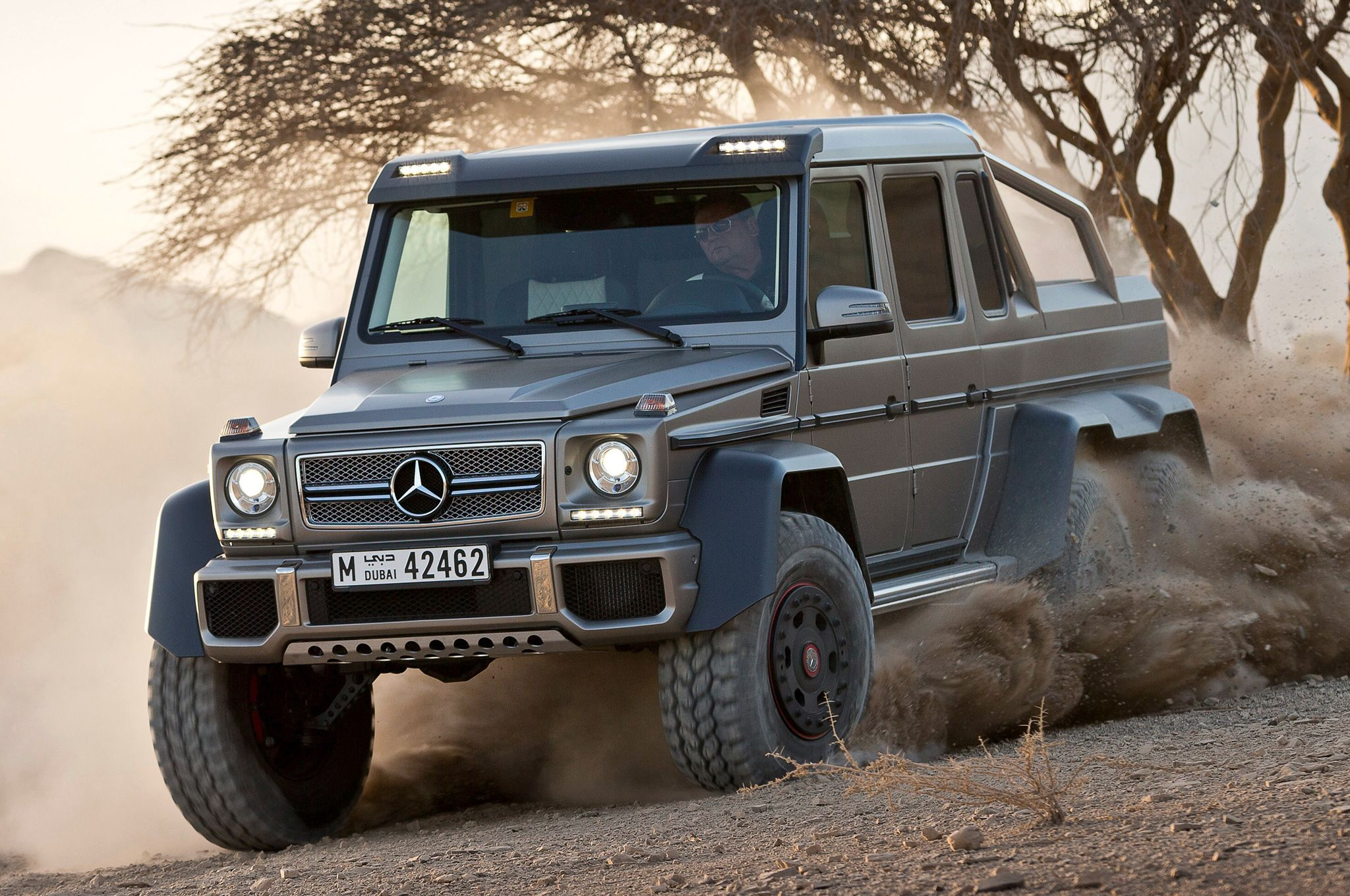 Mercedes Benz G63 Amg 6 6 Is Banned In The Big Cities Of China