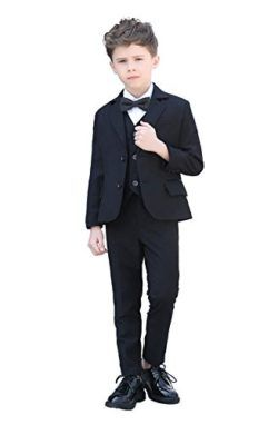 b0a2fcaae Yanlu Formal Boys Suits Set Dresswear Silm Fit Boy Suit For Weddings ...