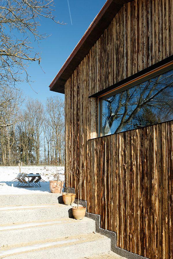 Holzhaus am Waldrand | raumfindung architekten