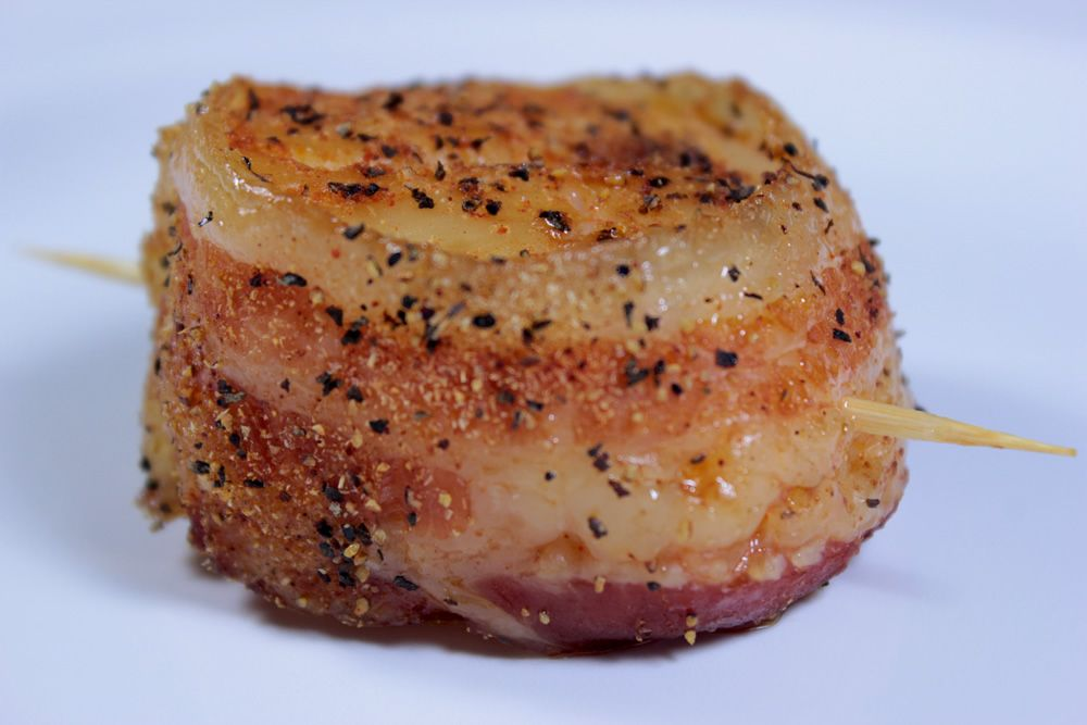 My recipe for bacon wrapped smoked scallops will have you mesmerized especially if you are a seafood lover like me.