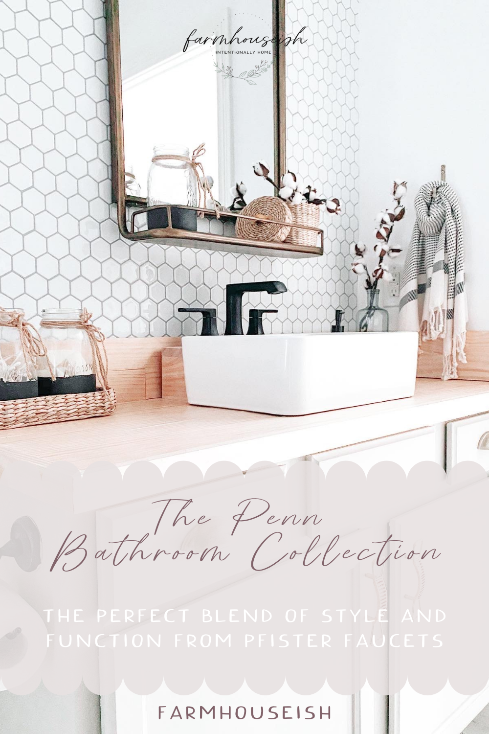 The Perfect Bathroom Faucet For Your Next Project Guest Bathroom Renovation Bathroom Collections Faucet