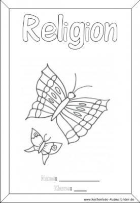 Pin Auf Deckblatter Religion