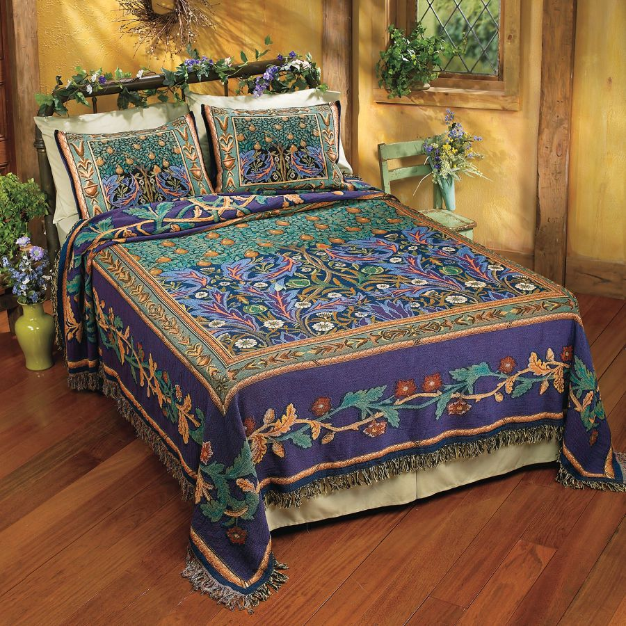Relatively Pyramid Collection Celtic Tree of Life Bedspread / Bed Set  SW64