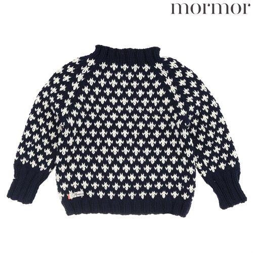c48f5046e Marineblå Sweater Knud