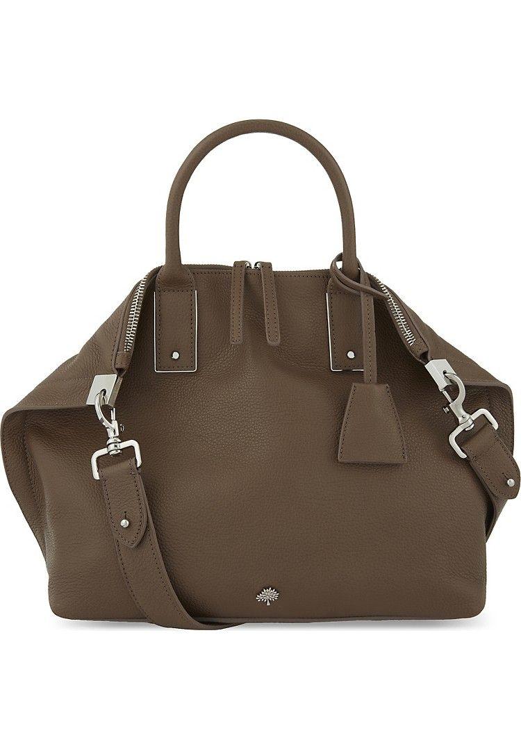8d8d7fc1d1ce MULBERRY - Alice small leather shoulder bag