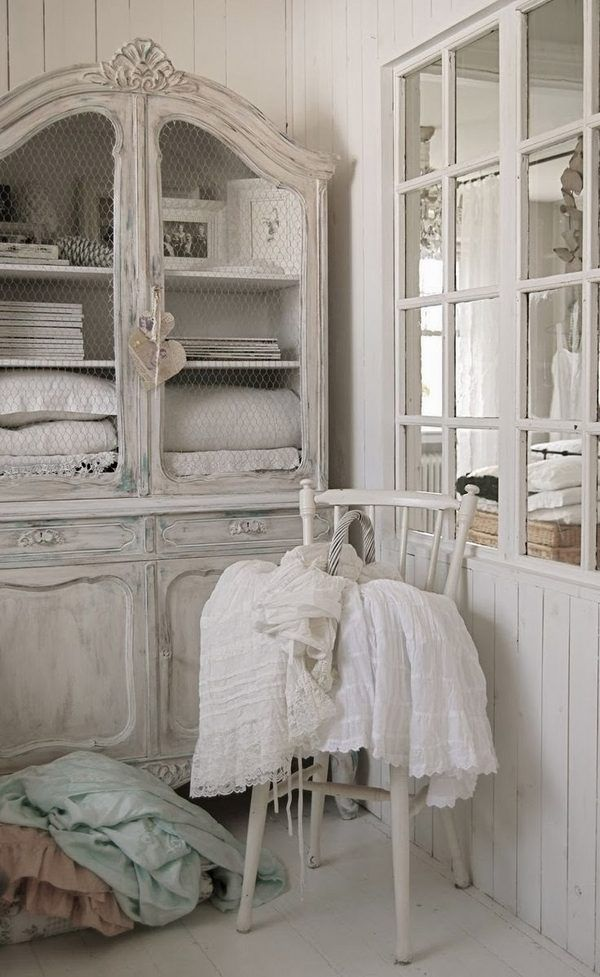 white wood wardrobe armoire shabby chic bedroom. Shabby Chic Bedroom Wardrobe Armoire White Furniture Wood R