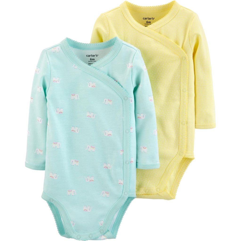 Essentials Baby-M/ädchen 2-Pack Sleep and Play