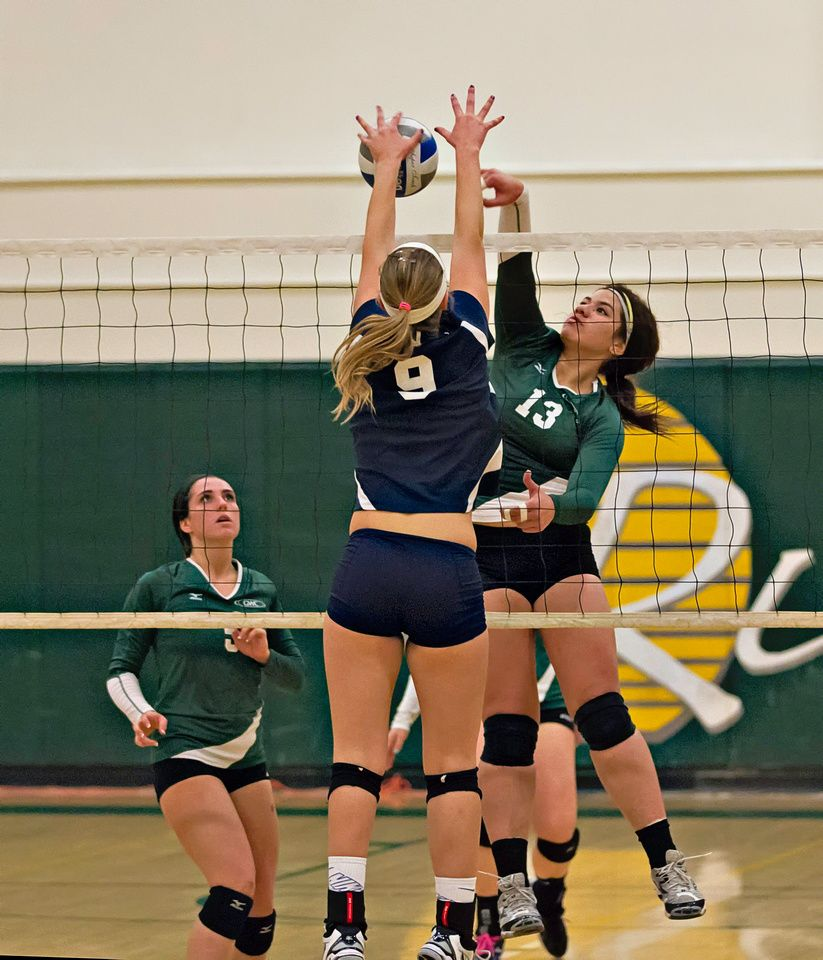 El Camino Vs Golden West 11 30 13 Women Volleyball Female Athletes Athletic Women