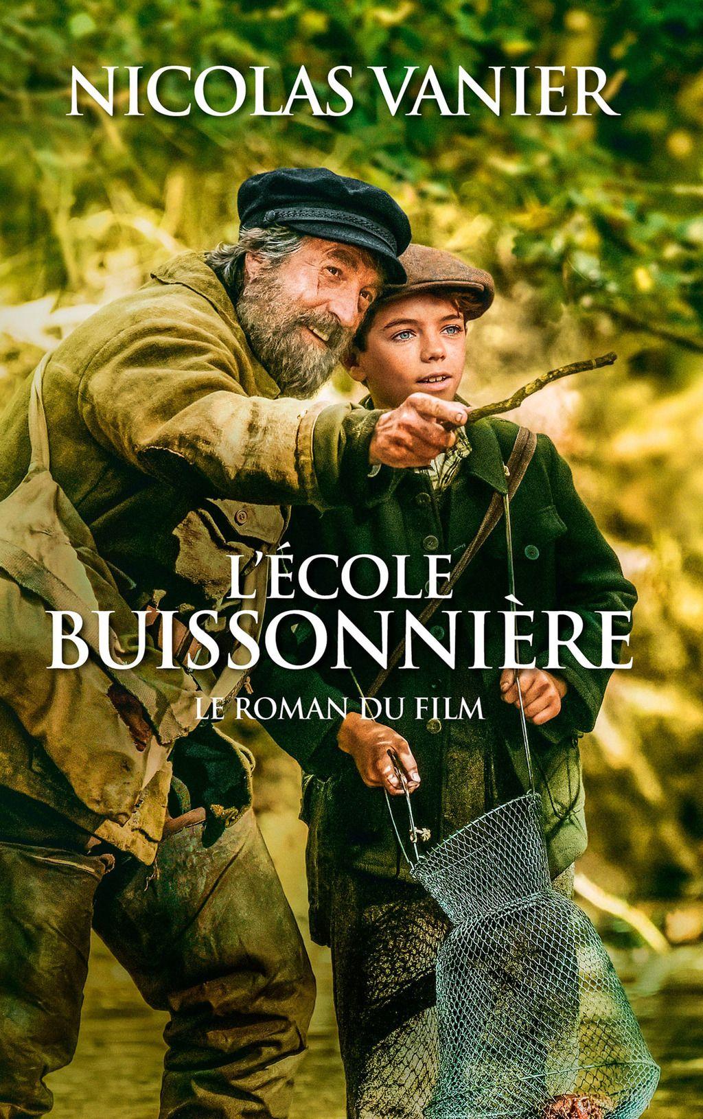 L'école buissonnière (eBook) Film, Nicolas vanier