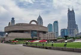 shanghai - Museo di arte cinese