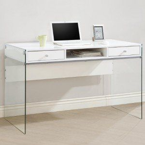 Desks In The Office Furniture Department White Computer Desk Writing Desk With Drawers Modern Computer Desk