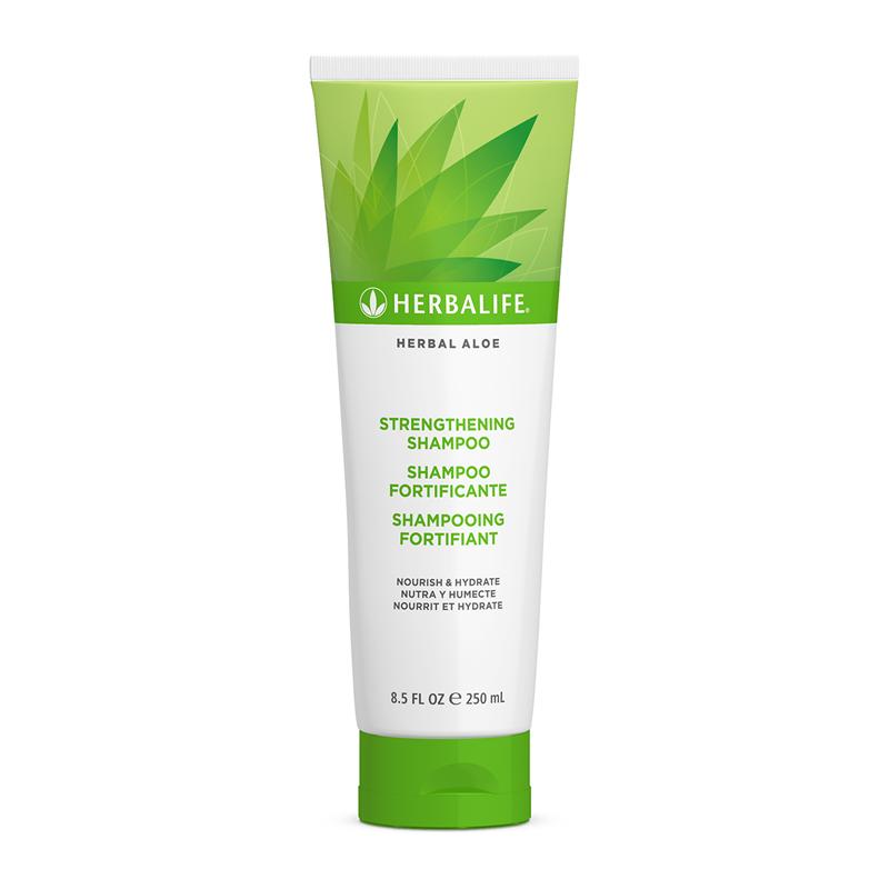 Herbal Aloe Strengthening Shampoo Herbalife Herbalife Aloe Herbalism