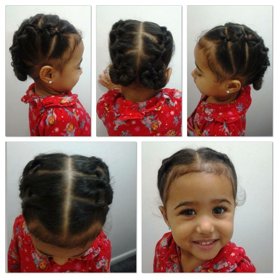 Little Girls Hair Style Mixed Girl Hairstyles Little Girl Hairstyles Toddler Hair
