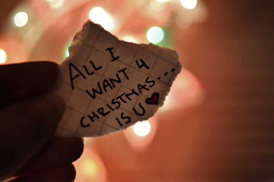 Mariah Carey All I Want For Christmas Is You Christmas Love Quotes Christmas Quotes For Kids Christmas Quotes For Friends