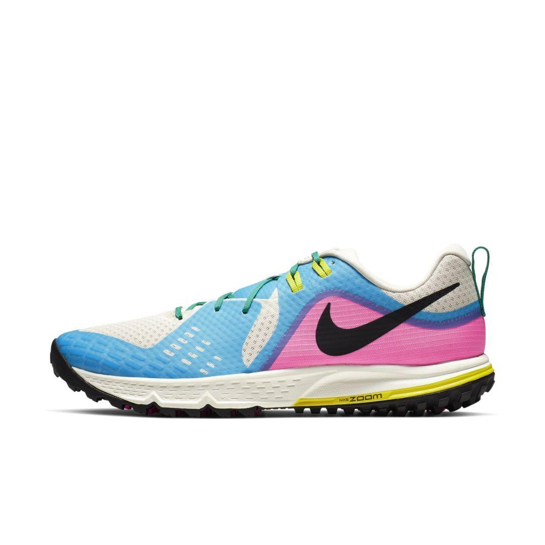 874b1ce66a Nike Air Zoom Wildhorse 5 Men's Running Shoe Size 12.5 (Light Orewood Brown)