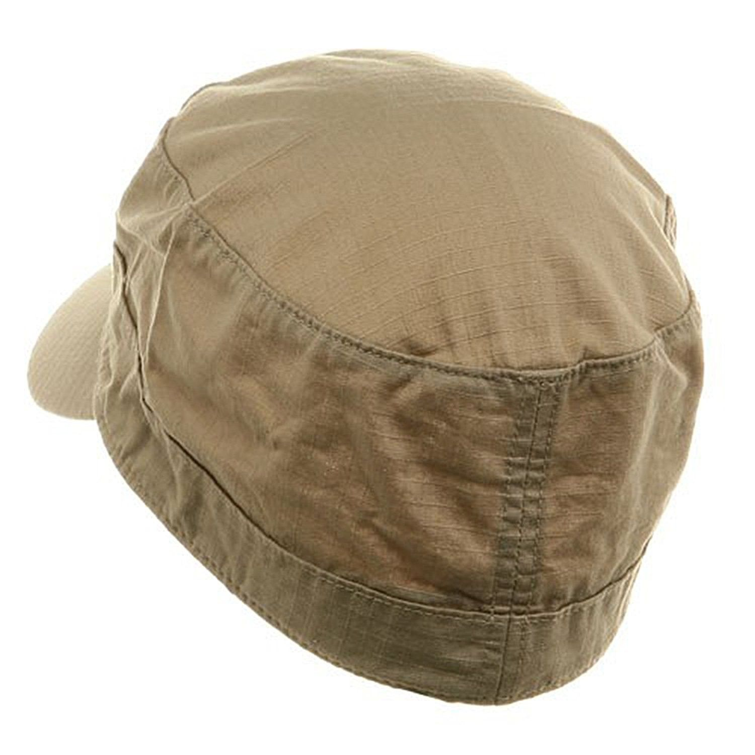 f5bc76c1 Fitted Cotton Ripstop Army Cap-Khaki W32S31F - CO111GHYYEB - Hats & Caps,  Men's Hats & Caps, Baseball Caps #hats #caps #mensstyle #mensfashion  #shopping ...