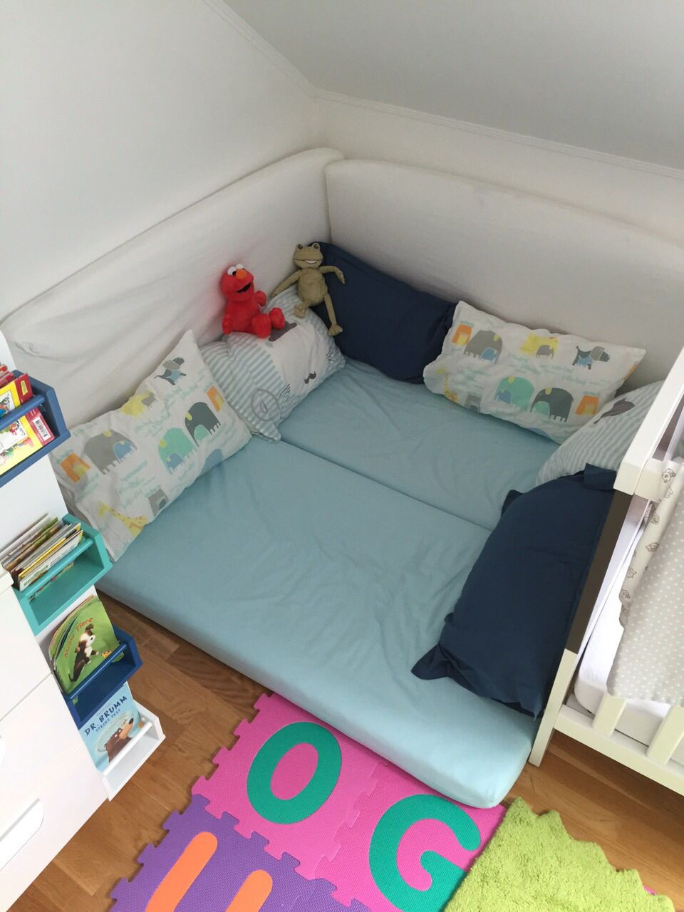 Kuschelecke Kinderzimmer Kleinkinder Playroom Kids Reading Corner In The Bedroom Kinderzimmer