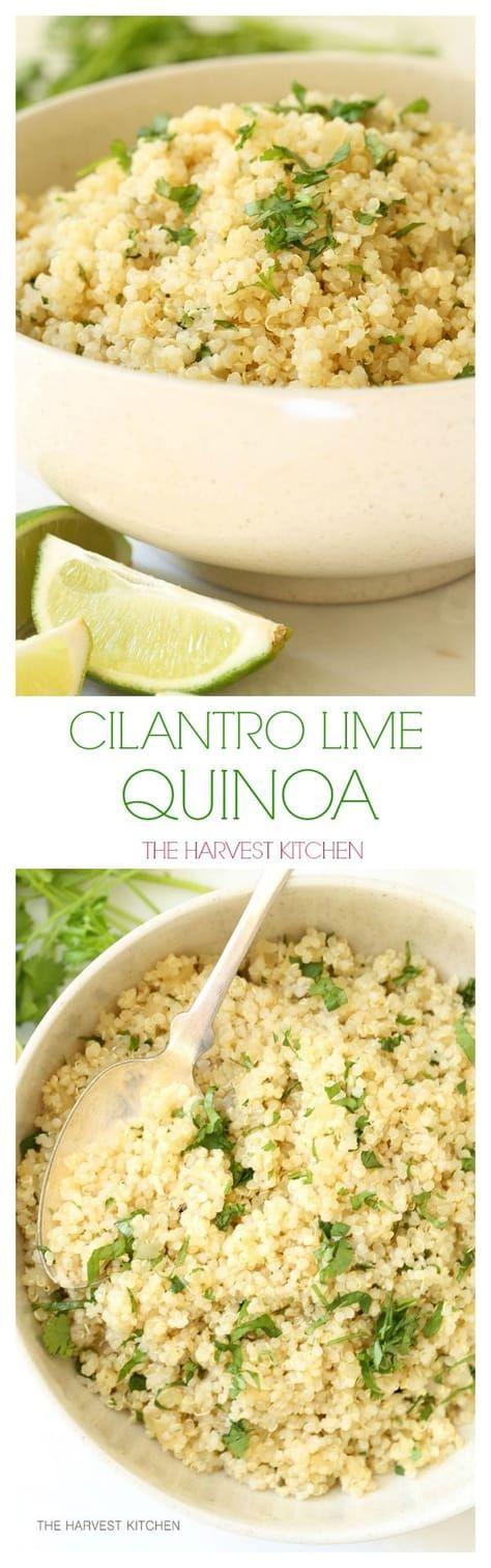 Photo of Cilantro Lime Quinoa