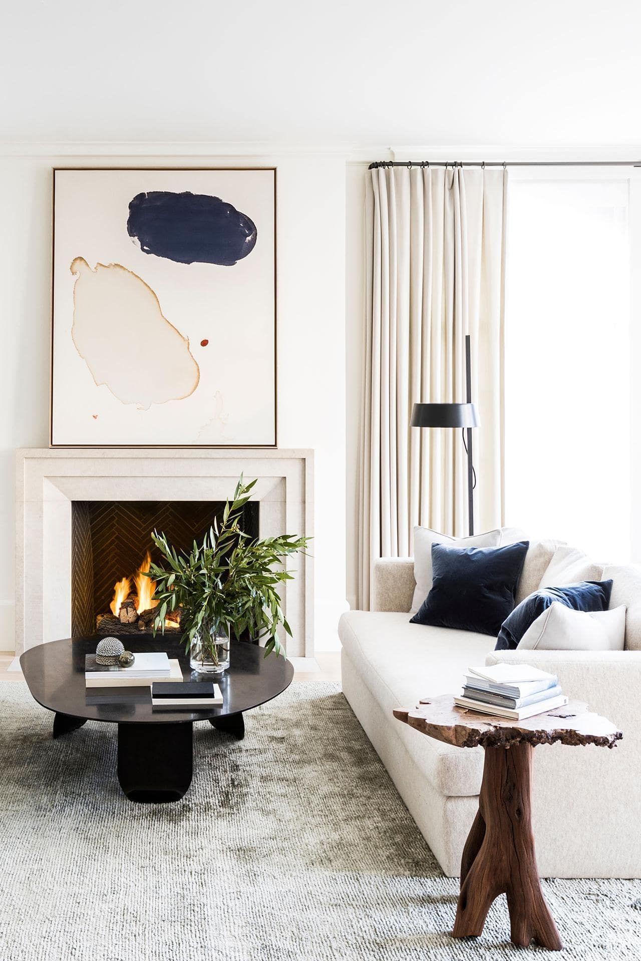 Pacific Heights San Francisco House Designed By Chloe Warner Of Redmond Aldrich Living Room Interior Living Room Designs Modern Houses Interior [ 1920 x 1280 Pixel ]