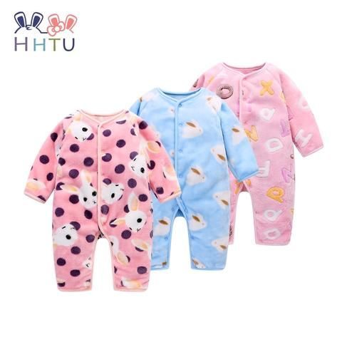 8bfe73f5b HHTU Baby Rompers Clothing Winter Boys Girls Thickening Long Sleeve ...