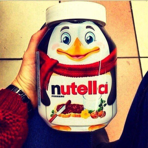 Nutella, Christmas edition)