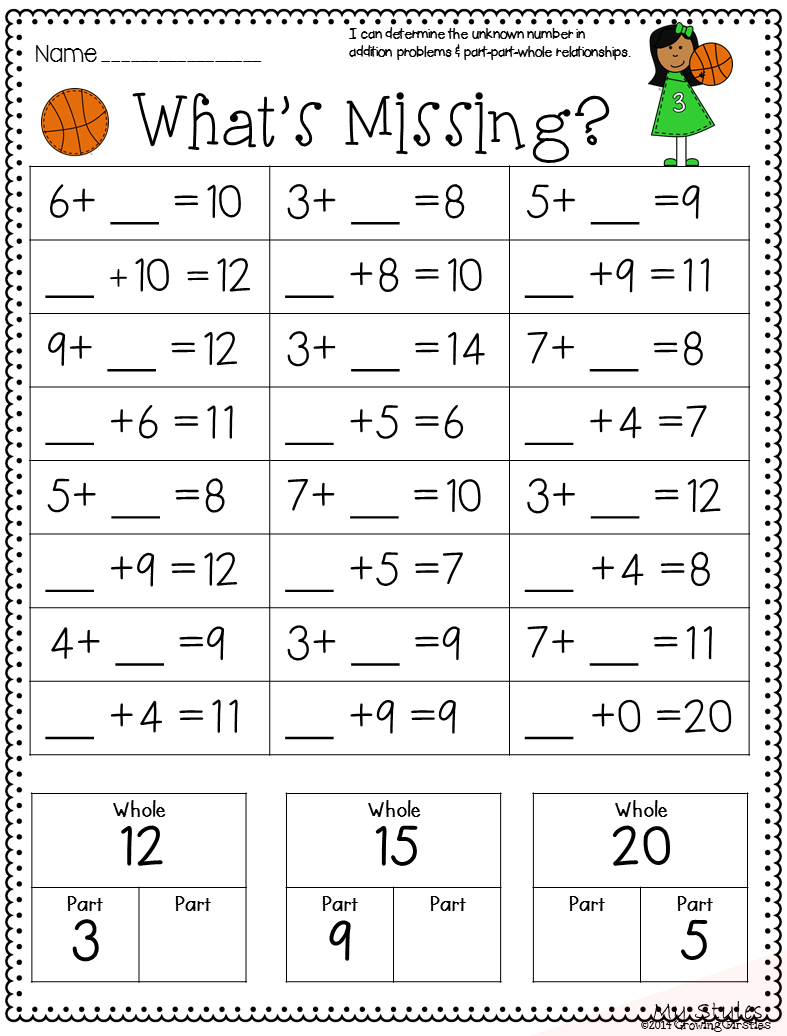 Growing Firsties Common Core Crunch March Ela Math Math Word First Grade Math 1st Grade Math Worksheets Math Lessons [ 1036 x 787 Pixel ]