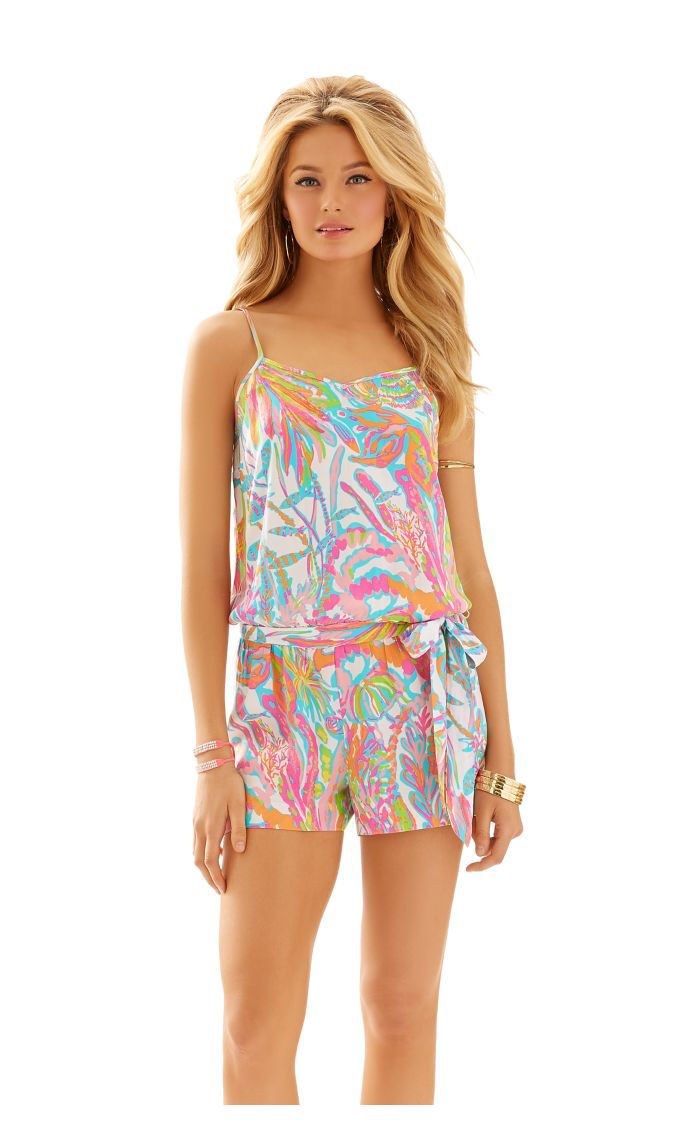 6034c0cdea8 ... product from Lilly - Deanna Tank Top Romper http   www.lillypulitzer .com product tops-bottoms shorts-rompers deanna-tank-top-romper  pc 243 c 49 7291.uts