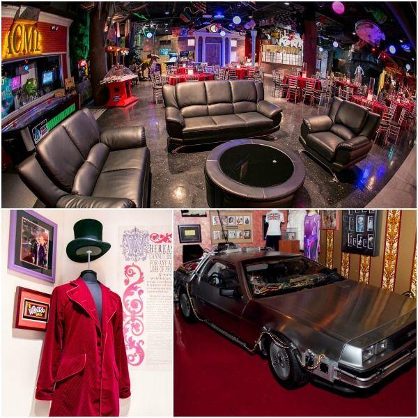 5f7dc1037f33 Hollywood Theme Venue
