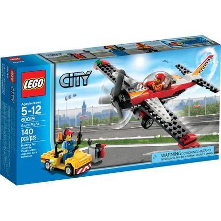 Lego City Airport Stunt Plane Walmart Com Lego City Airport Lego City Stunt Plane