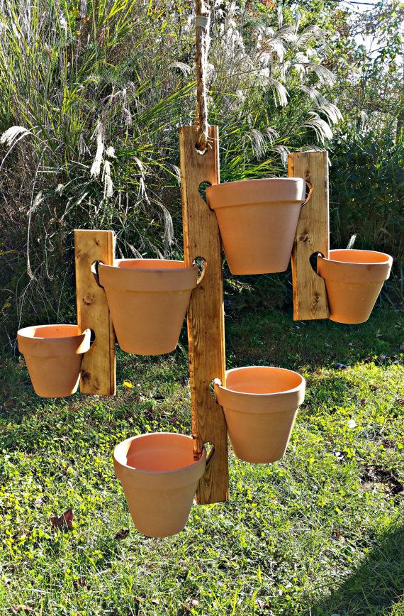 Hanging Flower Pot Holder Hanger