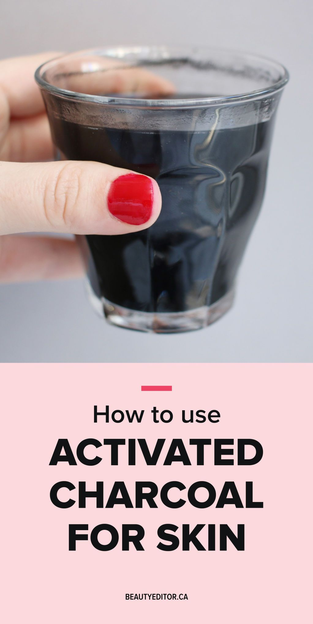 This is How Activated Charcoal Can Help Your Skin (and