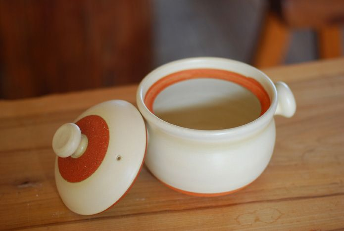 廣川純さんの土鍋