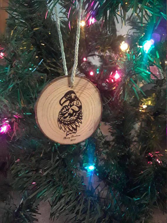 Seattle Seahawks Ornament Christmas Ornaments Seahawks Ornaments